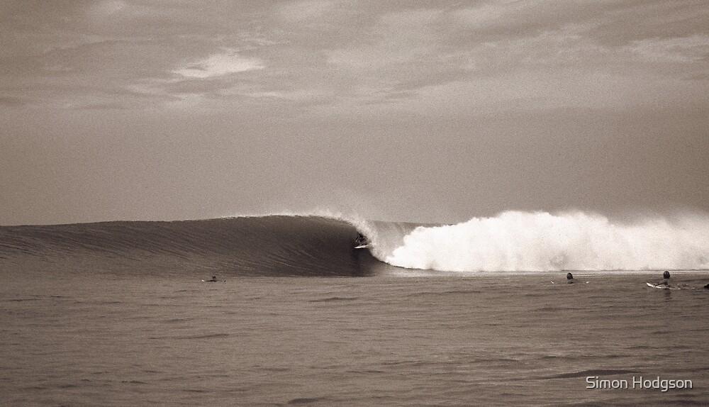 Pre-Tsunami Nias by Simon Hodgson
