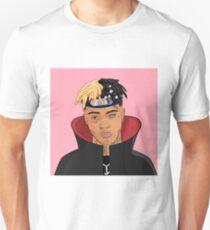 x pink Unisex T-Shirt