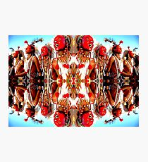 Tribal Dance Photographic Print