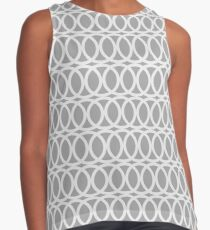 ABSTRACT CIRCLE MONOCHROME Contrast Tank