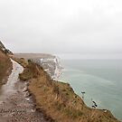 Path to White Cliffs of Dover by Yannik Hay