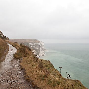 Path to White Cliffs of Dover by Photograph2u