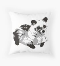 Asian Palm Civet Throw Pillow