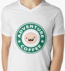 Adventure Finn Coffee T-Shirt