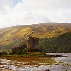 Eilean Donan Castle by Yannik Hay