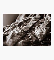 Shirt Photographic Print