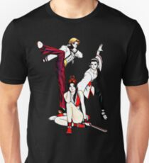 The King of Fighters Girls Unisex T-Shirt