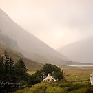 Cottages - Glencoe by Yannik Hay