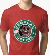 Regular Rigby Coffee Tri-blend T-Shirt