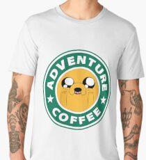 Adventure Jake Coffee Men's Premium T-Shirt