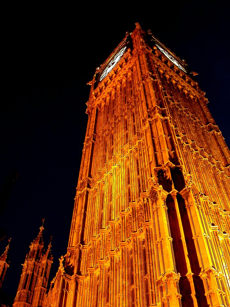 Big Ben by frankmedrano