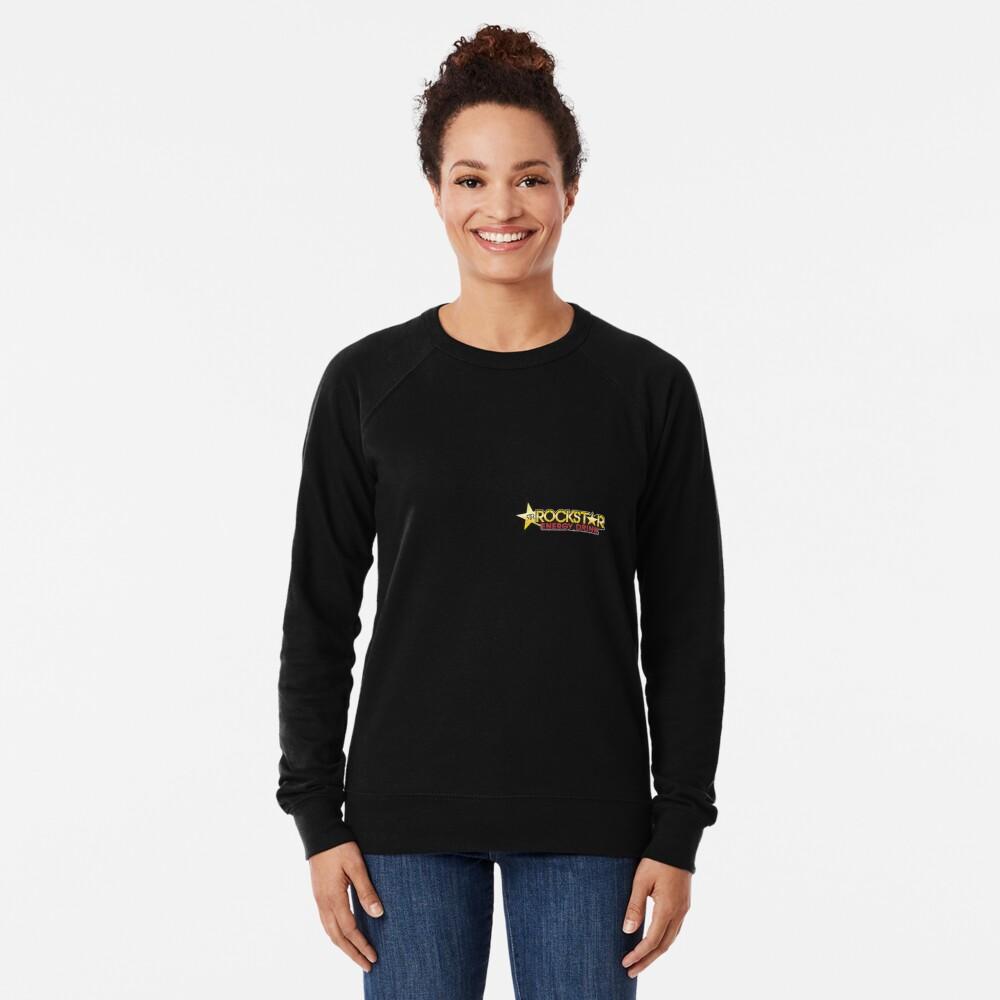 Rockstar energy drink Lightweight Sweatshirt