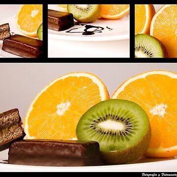 Oranges Cake by Creando