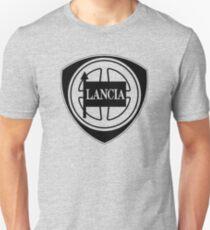 Lancia logo (black) T-Shirt