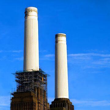 Battersea Power Station by frankmedrano
