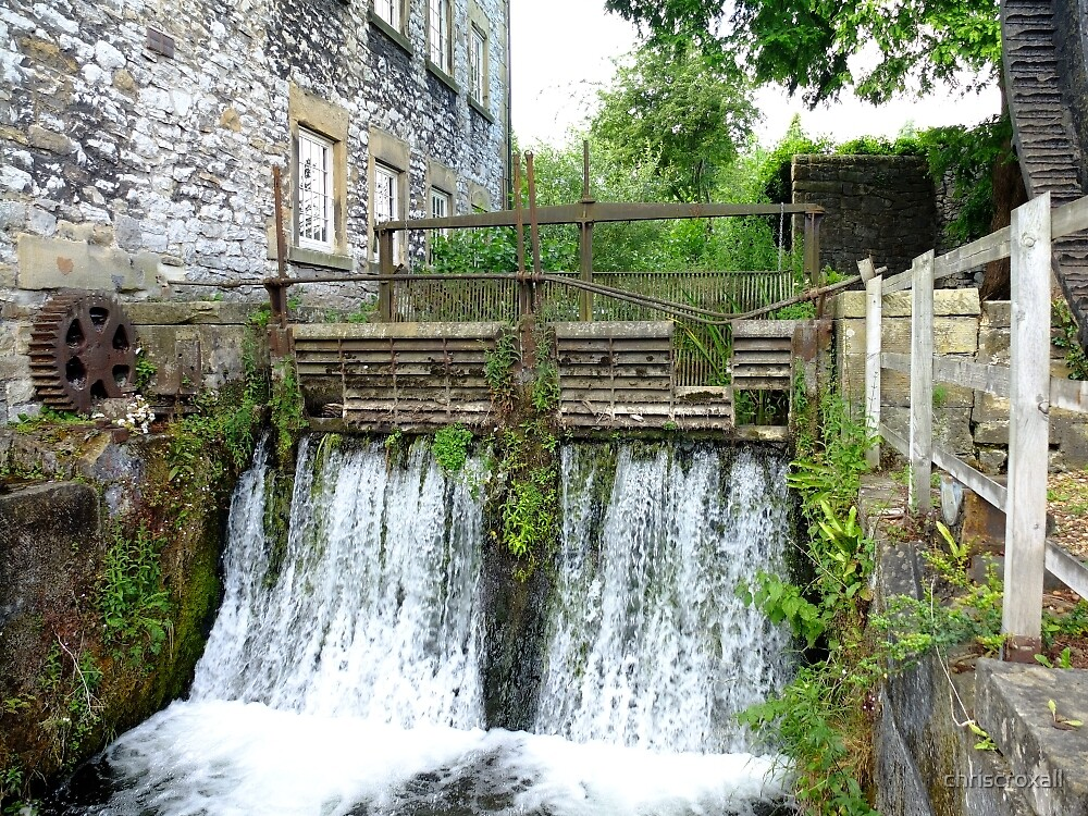 The Old Water Mill by chriscroxall
