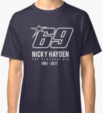 Tribute To Nicky Hayden Classic T-Shirt