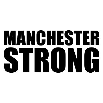 Manchester Strong by estini