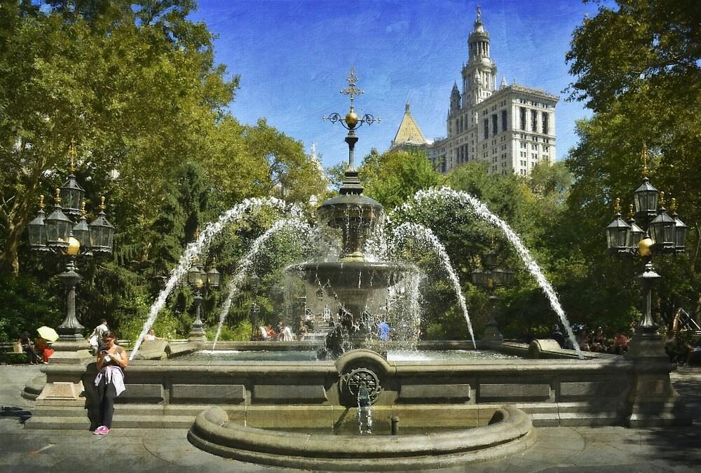 City Hall Park by rentedochan