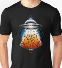 I want to believe 2 Unisex T-Shirt