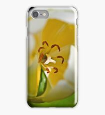 Anatomy of a Tulip: Slice of Life iPhone Case/Skin