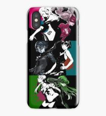 trio Phantom Girls iPhone Case