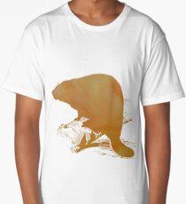Beaver  Long T-Shirt