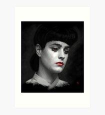 Rachel Blade Runner, ich bin das Geschäft Kunstdruck