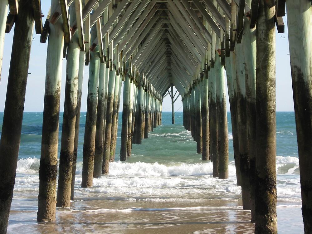Surf City Pier by weispennstate