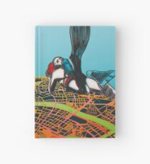Basel Citymap Artwork | SKYDIVER (3D special edition) Notizbuch