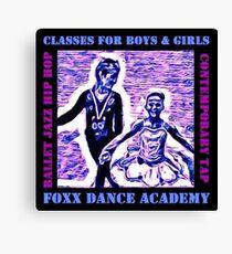 Boys & Girls Canvas Print