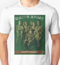 Don't Panic - Dads Army T-Shirt