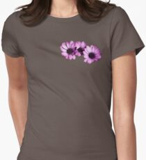 Pretty in Pink Womens Fitted T-Shirt