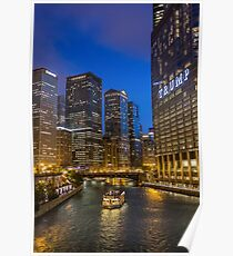 The Magnificent Mile  Poster