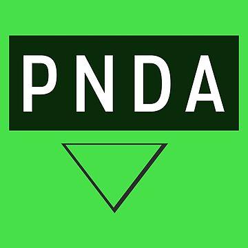 PNDA - Hungrybox Tag by Waveshine