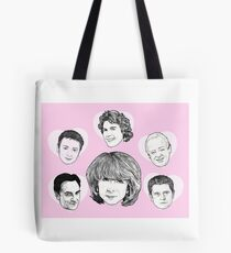Coronation Street Gail and Her Husbands Tote Bag