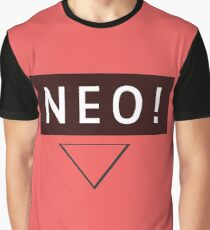 NEO! - Mango Tag Graphic T-Shirt