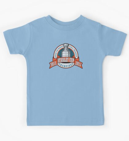 Back to Back Full Season Champions - Retro  Kids Clothes