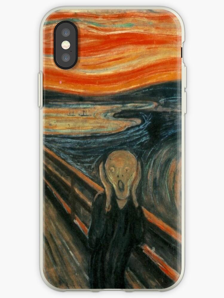 The Scream - Munch by Arthuss