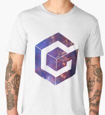 Galaxy Cube Men's Premium T-Shirt