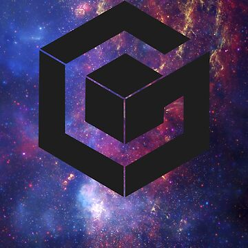 Galaxy Cube by Waveshine