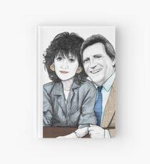 Coronation Street Alma and Mike Baldwin Hardcover Journal