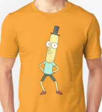 Mr. Poopy Butthole - Rick and Morty T-shirt Unisex T-Shirt
