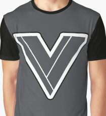 Street Fighter V Logo Graphic T-Shirt