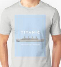 RMS Titanic Cruiser boat Unisex T-Shirt