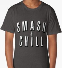 Smash & Chill Long T-Shirt