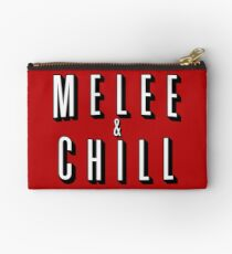 Melee & Chill Studio Pouch