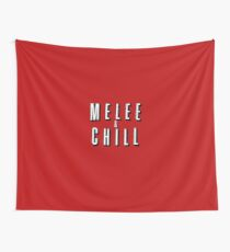 Melee & Chill Wall Tapestry