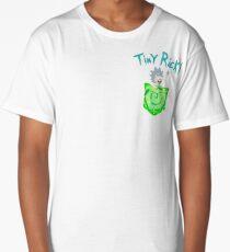 Tiny Rick - Rick and Morty T-shirt Long T-Shirt