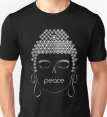 peace begins from inner peace Unisex T-Shirt